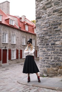 Quebec City // bring on the brisk weather | // Atlantic-Pacific