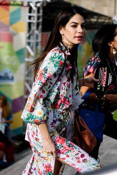Street style Colombiamoda 2016 | Galería de fotos 19 de 69 | VOGUE