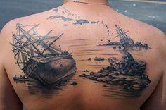 Navy...such detail