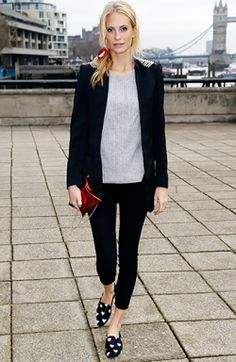 Poppy Delevingne Tower Bridge