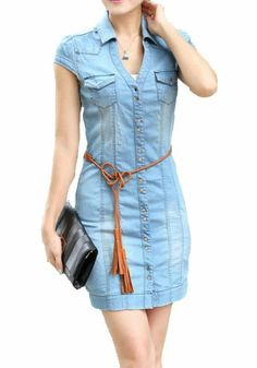 Shop sexy club dresses, jeans, shoes, bodysuits, skirts and more. Casual Dresses, Short Dresses, Fashion Dresses, Cool Summer Outfits, Cool Outfits, Denim Fashion, Look Fashion, Fashion Ideas, Girl Fashion