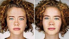 Portrait Twins - Four Amazing Contemporary Portrait Series // Pretty cool