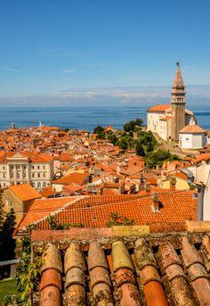 Piran | Slovenia  Eastern Europe vacation idea