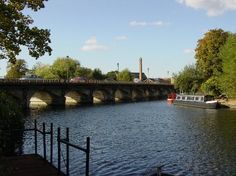 Stratford-upon-Avon. Been here! Beautiful place!