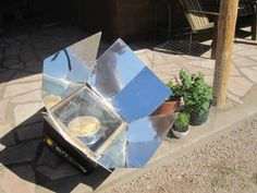 Things to do with our solar oven.