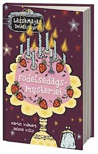 Födelsedagsmysteriet - Martin Widmark - 9789163870231   Bokus bokhandel