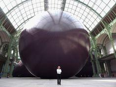 Anish Kapoor 2011 Leviathan Paris