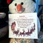 Magic Reindeer Food - Directions & Free Printable