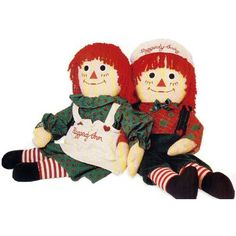 Target Christmas Raggedy Ann
