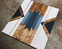 Rustic Wall Art, Wooden Wall Art, Diy Wall Art, Wall Wood, Scrap Wood Art, Wood Walls, Wood Mosaic, Mosaic Wall, Mosaic Mirrors