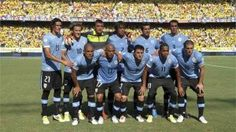 Watch Uruguay National Football Team Online