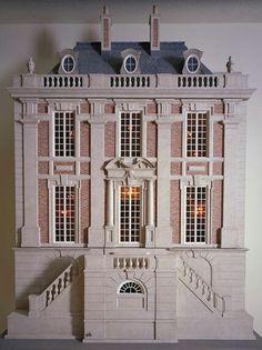 Oltre 25 fantastiche idee riguardo casa delle bambole in - Casa stile vittoriano ...