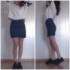 New skirt    American Apparel    GaiaFappani