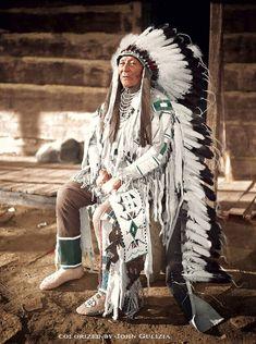 Chief Plenty Coups. 1928. I encourage you to share my images. https://www.redbubble.com/people/johngulizia/works/28984849-plenty-coups-crow?asc=u