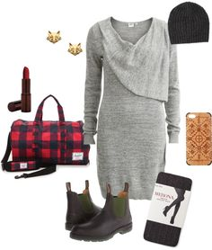 Outfit Inspiration: Autumn Road Trip Style #roadtrip #travelstyle #Autumn