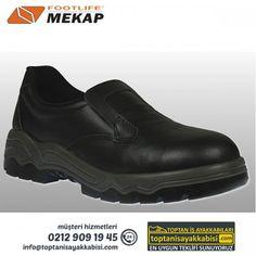 Mekap iş ayakkabısı 060 Cilt Deri