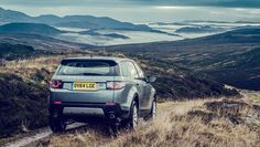 Land Rover Discovery Sport to wildest Scotland - BBC Top Gear
