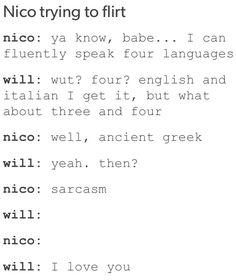 Sarcasm is a language