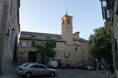Antigua Iglesia de San Vicente en Toledo, actual Círculo de Arte