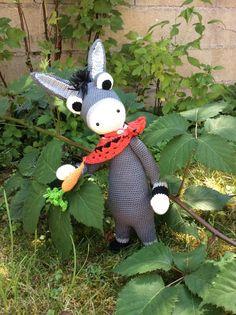 donkey mod made by Daniele L. / based on a lalylala crochet pattern