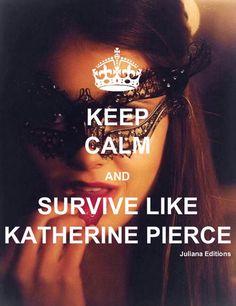 TVD- Katherine Pierce