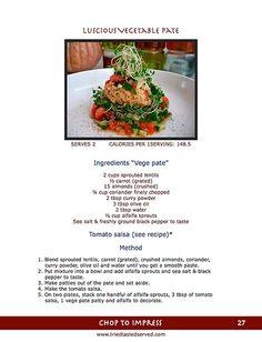 Paleo Recipe. raw Recipes
