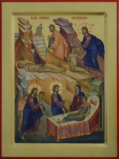 Byzantine Art, Byzantine Icons, Life Of Christ, Jesus Christ, Middle Age Fashion, Religious Pictures, Orthodox Icons, Middle Ages, Scene