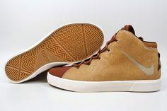 Nike Lebron James XII NSW Lion Camel Sail Lifestyle QS Mens Size 12 Shoes