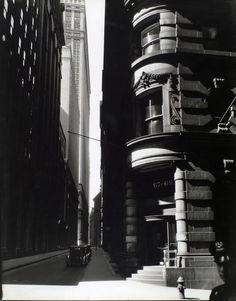 1930s New York By Berenice Abbott