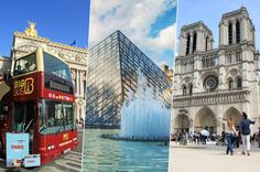Paris Pass Including Entry to Over 60 Attractions - Rail Europe