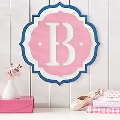 Wall Letters, Wall Letter Decals & Hanging Wall Letters | PBteen