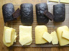 Reduce sugar in cakes.