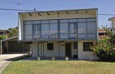the house a