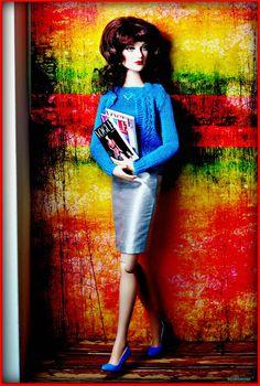Fashion Icon Daphne rewigged