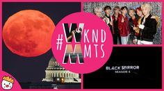 Happy 2018 from Popular Chips! Whether your New Year was a noisy one spent among loved ones or a quiet one spent recharging, we hope that you had a great time. As expected, we're back this week on #WkndMmts with more updates on what trended on social media over the weekend.  Black Mirror...