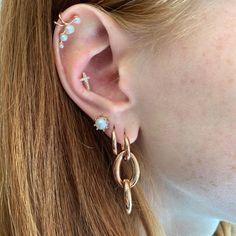 Shop the Look Jewelries, Fall Outfits, Piercings, Washington, Gold, Tattoos, Earrings, Shopping, Beautiful