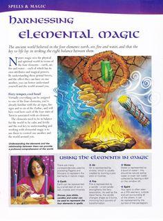 Elemental Magic  Mind body spirit collection
