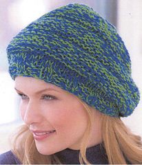 Ravelry: Slouchy Hat pattern by Amy Polcyn