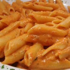 Best vodka sauce recipe!