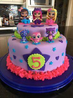 Little Charmers Birthday Cake