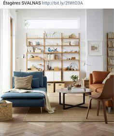 Étagères SVALNAS Ikea