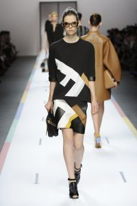 #FENDI #SS13 Fashion Show