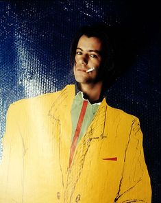 Rupert Graves, Sherlock Holmes, Painting, Painting Art, Paintings