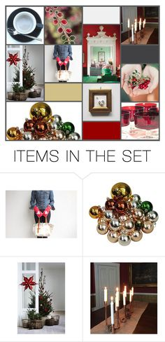 """Fresh Holiday"" by pheinart ❤ liked on Polyvore featuring art"