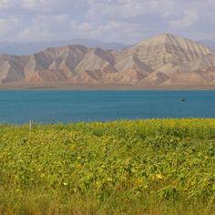 Toktogul reservoir. Jalal-Abad region #travel #traveling #adventure #ecotourism #triptoKG #kyrgyzstan