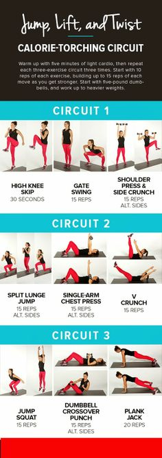 Printable Plyo Workout ~ losing weight and fitness