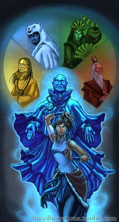 The Avatar Cycle in Art Form
