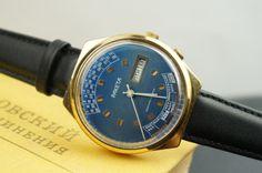 Soviet watch, USSR watch, men's watch, watch, RAKETA, rocket, mechanical watch, made USSR, 80s