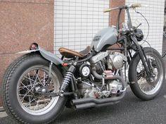 GasCap Motor's Blog: Cherry's Company Inc. /// Harley Davidson japan design