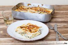 Lasagne di Carciofi oder auf Deutsch Artischockenlasagne ist eine köstliche und noch dazu vegetarische Alternative zur klassischen Lasagne.